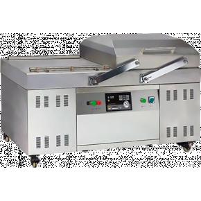 Двухкамерный вакуумный упаковщик CAS CVP 500-2SB