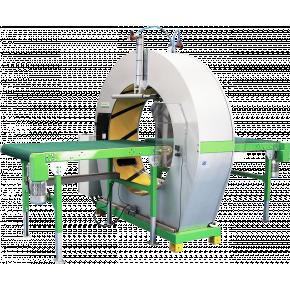 Орбитальный упаковщик для длинномеров Plasticband Helios 125