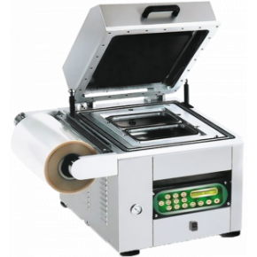 Трейсилер для упаковки лотков Lavezzini VG600
