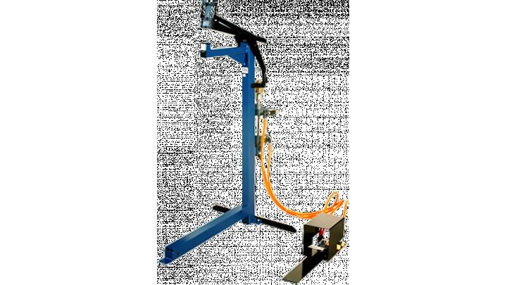 Стационарный пневматический степлер CAS-S