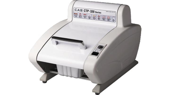 Полуавтоматический запайщик лотков CAS CPT-320