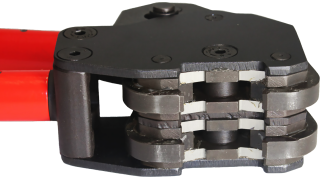 Пломбиратор для металлической стреппинг ленты МУЛ-430